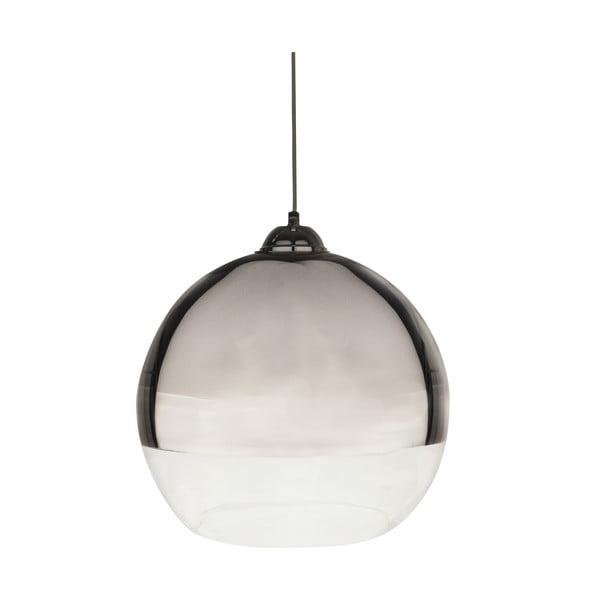 Závěsné světlo Lux Silver, 35 cm