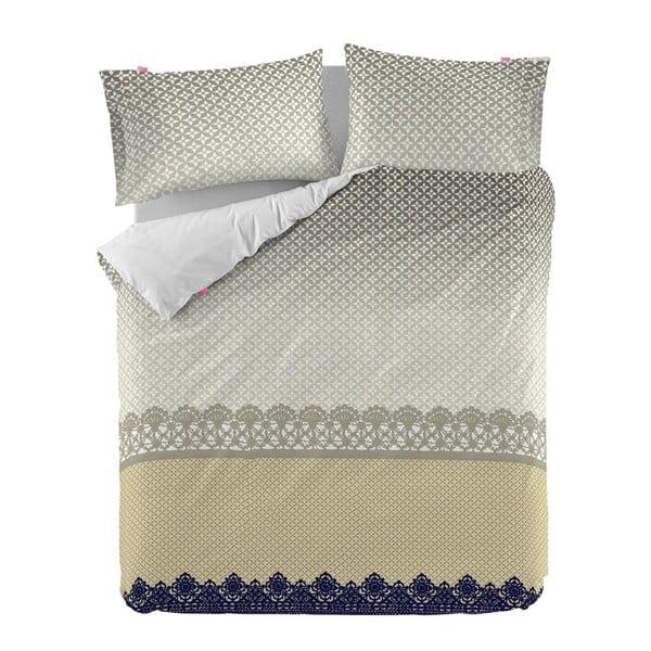 Povlak na peřinu z čisté bavlny Happy Friday Embroidery,200x200cm