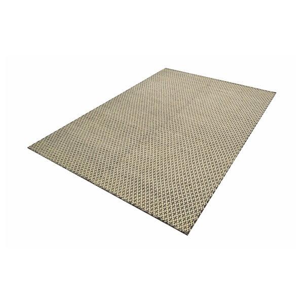 Ručně tkaný koberec Grey Cross Kilim, 160x230 cm