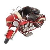 Dekorativní motorka InArt Moto