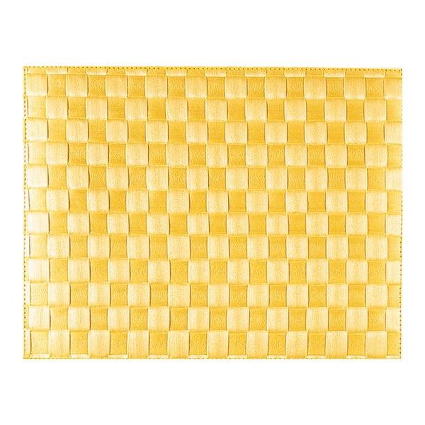 Prostírání West Lemon Yellow, 30x40 cm