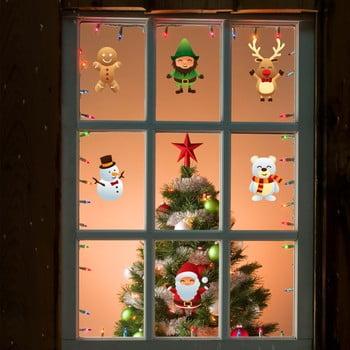 Autocolante Crăciun Ambiance Noel Et Ses Amis