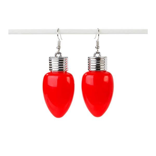 Vánoční náušnice s LED osvětlením Talking tables Bulb