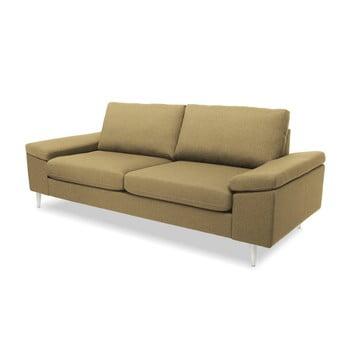 Canapea cu 3 locuri Vivonita Nathan bej