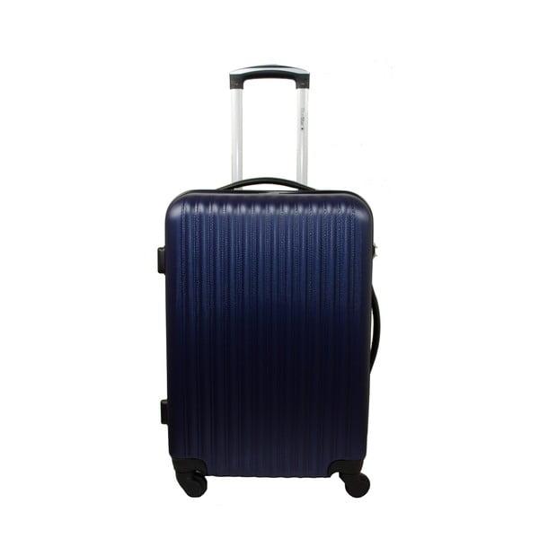Sada 3 kufrů Brand Developpement Roues Cadenas Dark Blue, 105 l/72 l/40 l