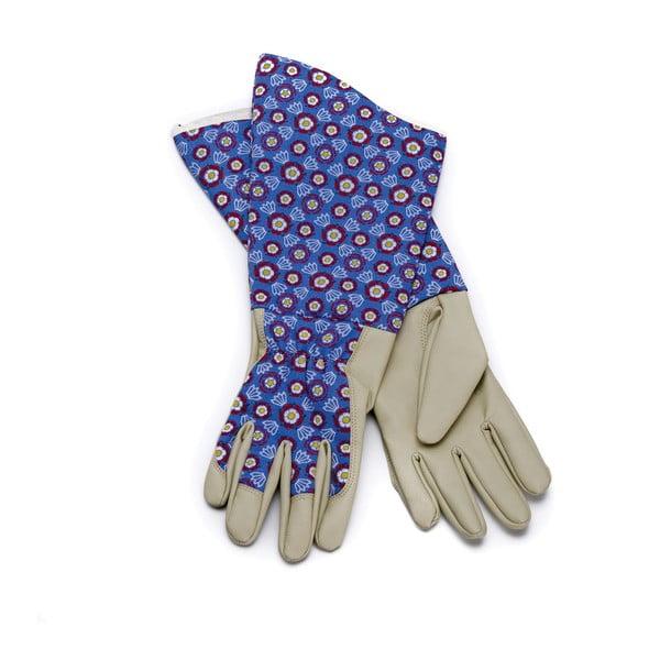 Dlouhé zahradnické rukavice Tudor Rose