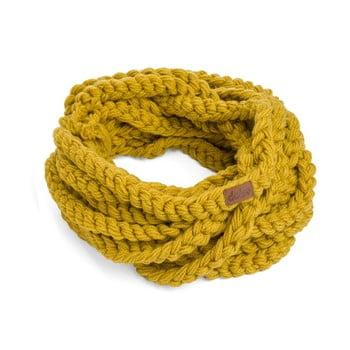 Fular circular tricotat manual DOKE Dave imagine