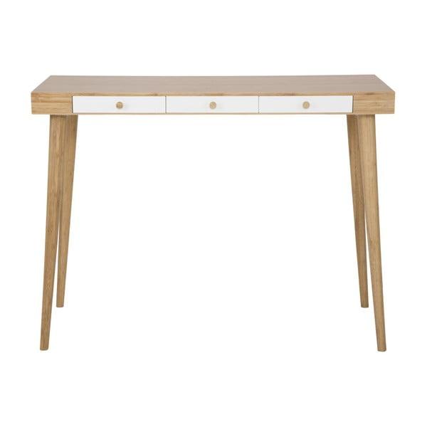 Konzolový stolík z bambusu Mauro Ferretti Tokyo