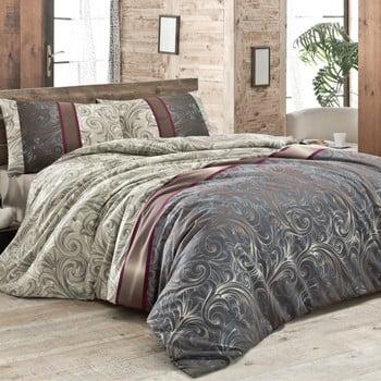 Lenjerie de pat cu cearșaf Hurrem 200x220cm de la Victoria