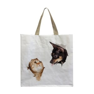 Taška Esschert Design Kočka a pes
