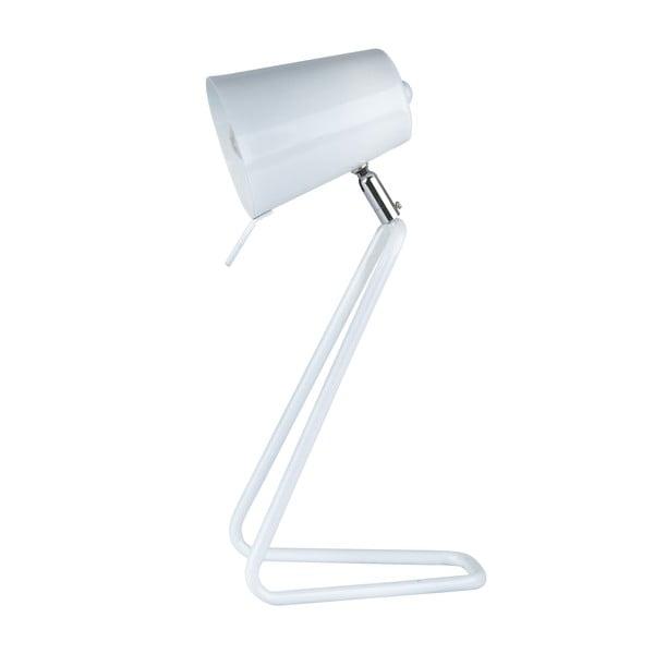 Z Metal fehér asztali lámpa - Leitmotiv