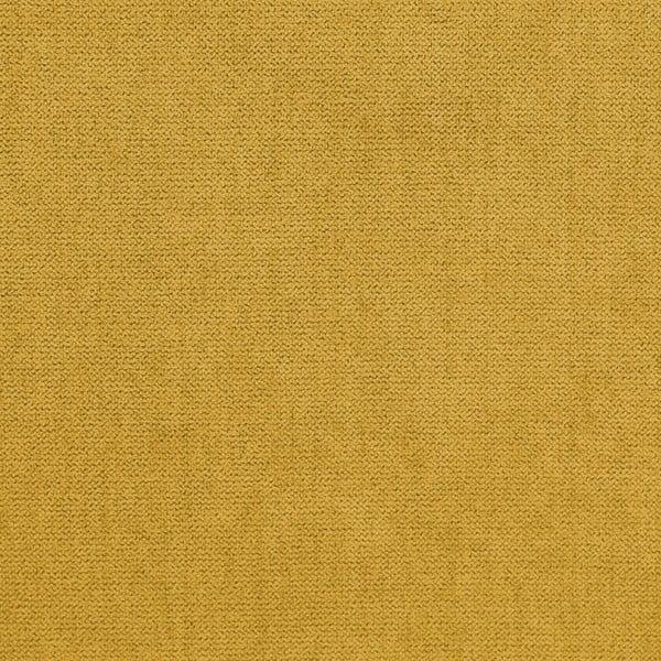 Žlutá dvojmístná pohovka Vivonita Ina