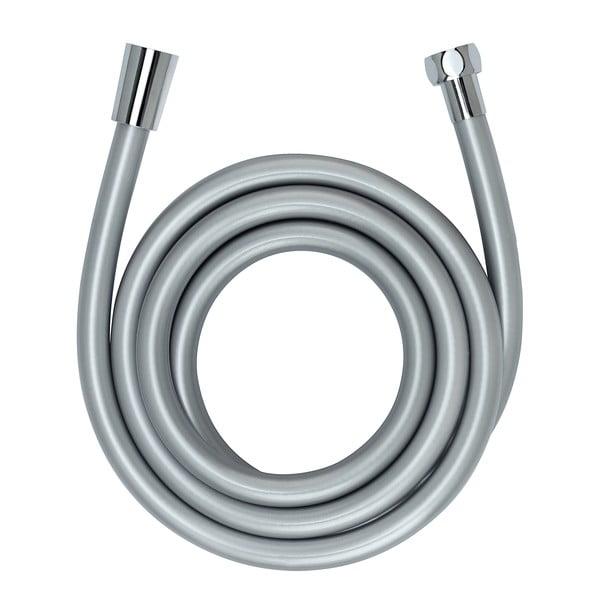 Sprchová hadice Wenko Silver, délka175cm