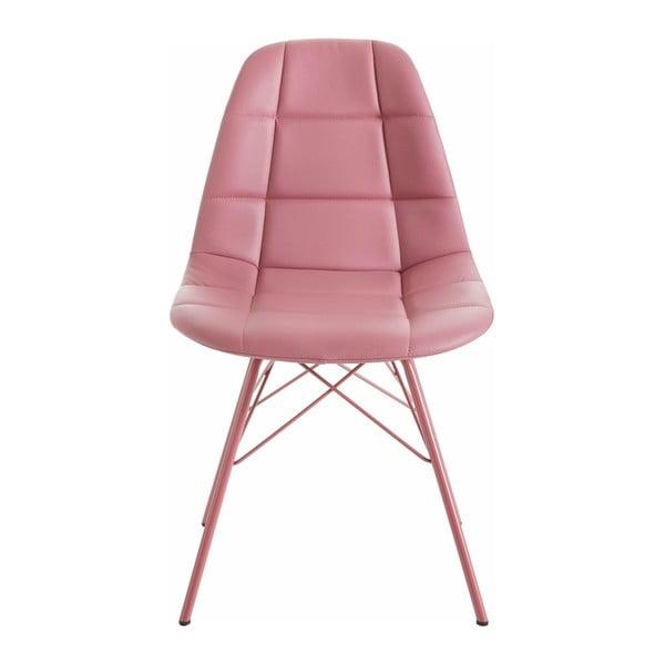 Set 2 scaune Støraa Sting, roz