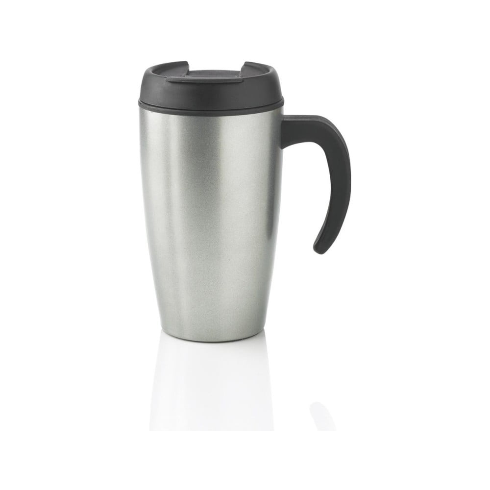 Stříbrný termohrnek XDDesign Urban,400ml