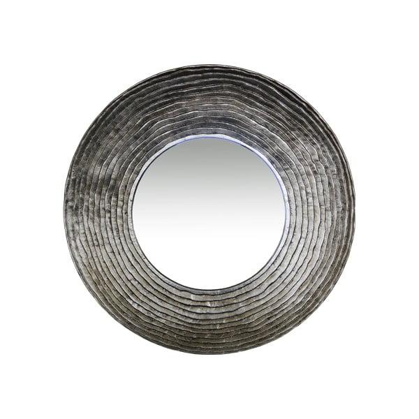 Zrcadlo Silver Round, 108 cm