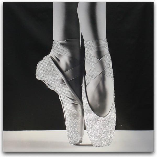 Tablou Styler Canvas Glam Ballet Dancer, 60 x 60 cm