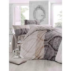 Lenjerie de pat cu cearşaf Dama, 200x220cm