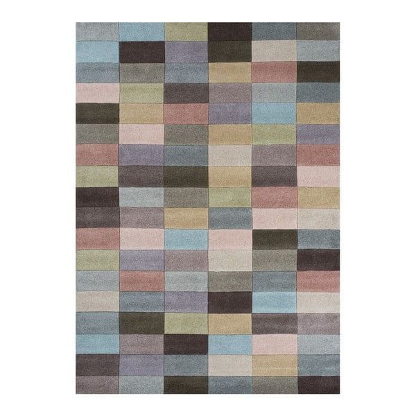 Vlněný koberec Romina Pastel, 140x200 cm