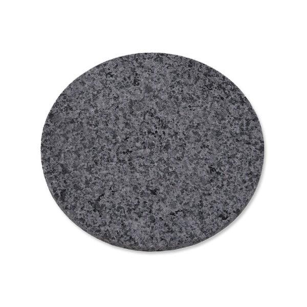 Platou din piatră Garden Trading Granite, ø 20 cm