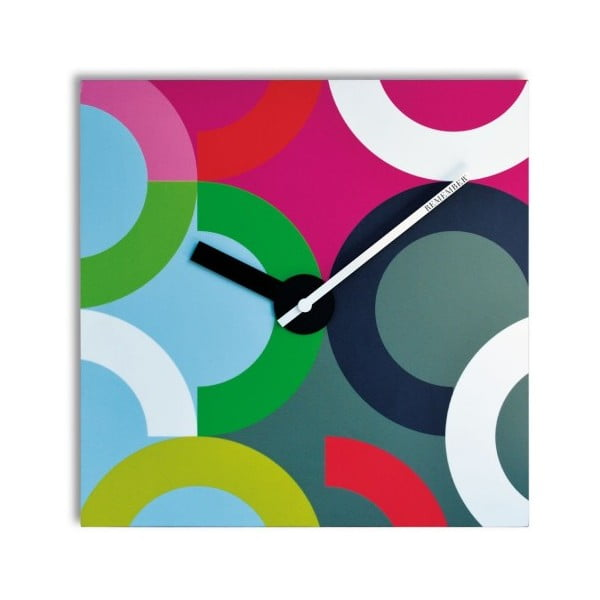 Nástěnné hodiny Cornet