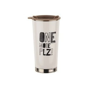 Nerezový kelímek na kávu Tantitoni First Tea, 360 ml
