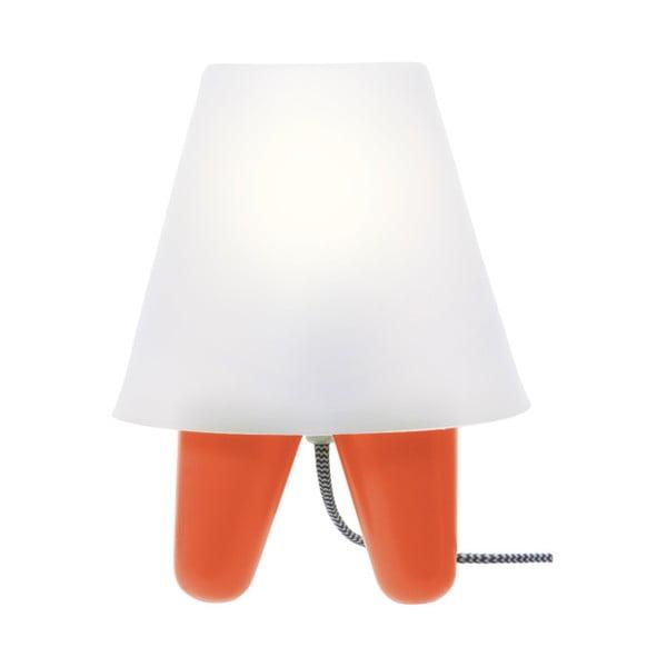 Stolní lampa Leitmotiv Dab Orange