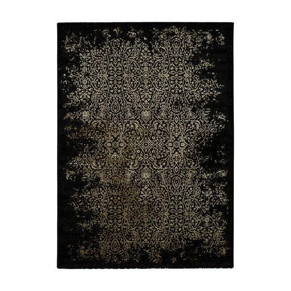 Gold Duro fekete szőnyeg, 120 x 170 cm - Universal