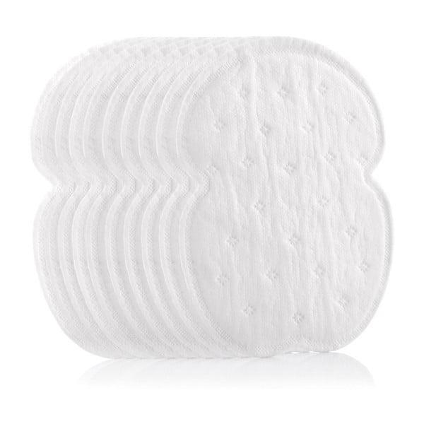 Set 10 plasturi absorbanți transpirație și anti-pete pentru axile InnovaGoods