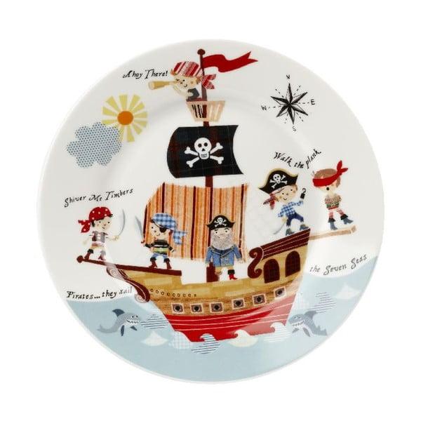 4dílný dětský set nádobí Churchill Pirates