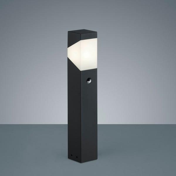 Venkovní stojací světlo s pohybovým čidlem Rio Antracit, 50 cm