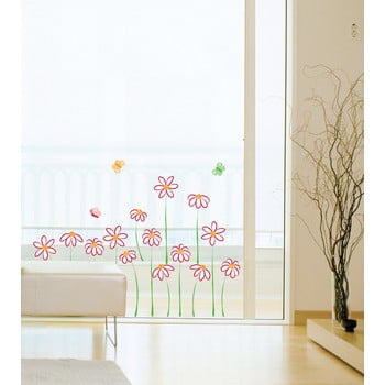 Autocolant Fanastick Flowers Wall