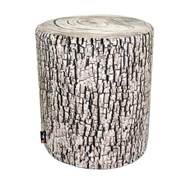Sedák vhodný do exteriéru MeroWings Ash, Ø 40 cm