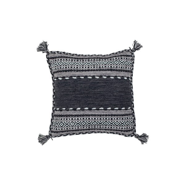 Polštář Native 45x45 cm, šedý