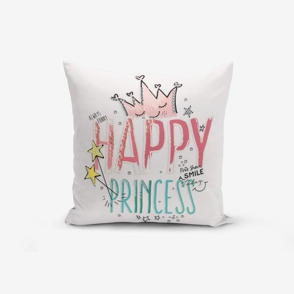 Poszewka na poduszkę z domieszką bawełny Minimalist Cushion Covers Princess, 45x45 cm