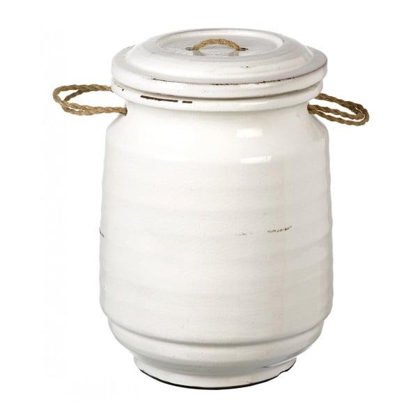 Keramická dóza Jar, 32 cm