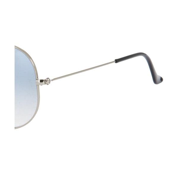 Unisex sluneční brýle Ray-Ban 3025 Blue Gradient/Silver 58 mm