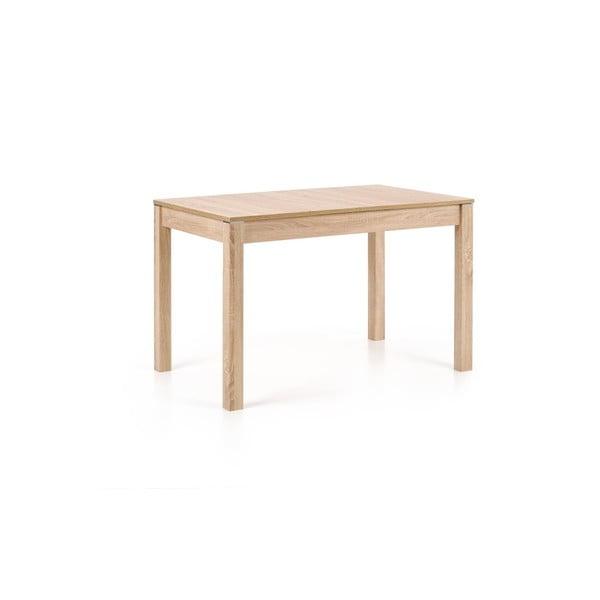 Maurycy tölgyfamintás kinyitható étkezőasztal, hossza 118-158 cm - Halmar