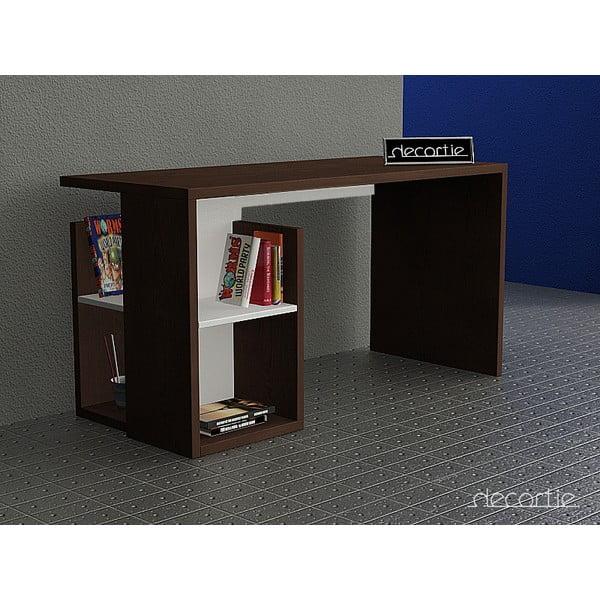 Kancelářský stůl Worms, wenge
