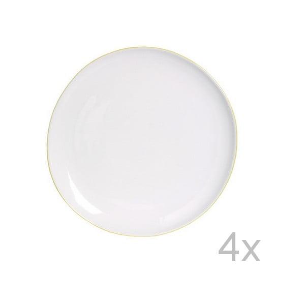 Set talířů Funky Rio, 27,5 cm (4 ks)