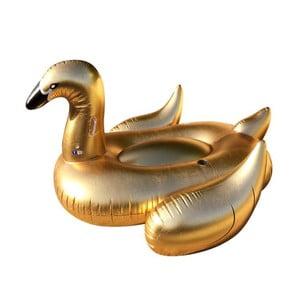 Șezlong gonflabil pentru piscină Sunvibes Dorée, auriu