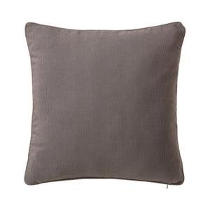 Šedý polštář Unimasa Loving, 45 x 45 cm