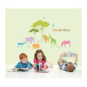 Samolepka Fanastick African Animals