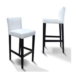 Vysoká židle 77 White