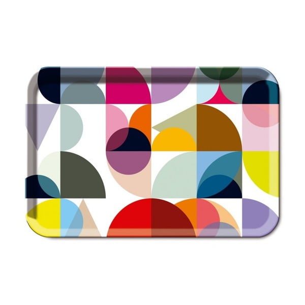 Servírovací tác Remember Solena, 45 x 29,5 cm