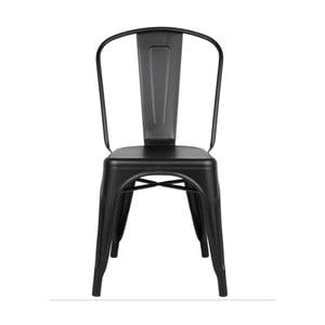 Židle Silla Metal Negra