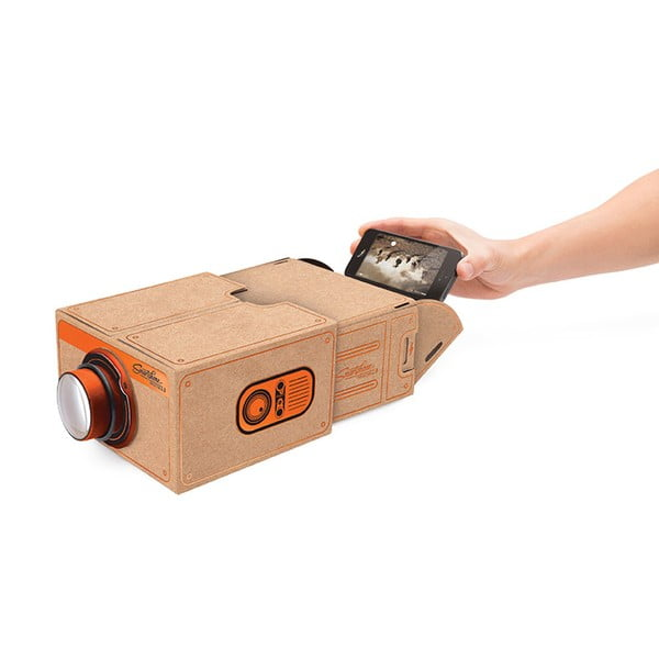Smartphone projektor Copper