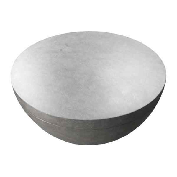 Cementový konferenční stolek RGE Douglas