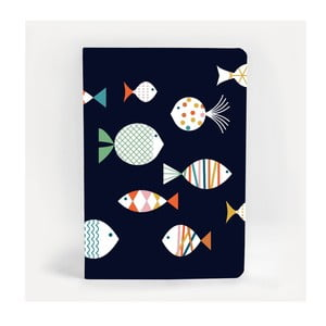 Poznámkový blok U Studio Design Fish