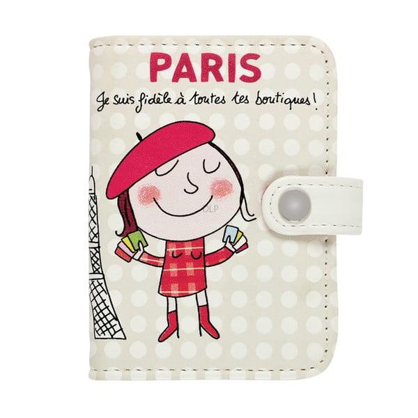Peněženka na doklady Eiffel Paris